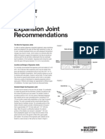 expnsion joint