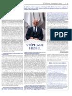 stephane hessel /