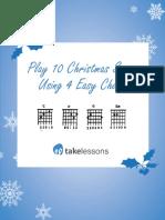 Christmas Songs (4 Chords)