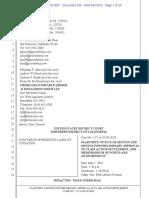 Google/Huawei class action settlement