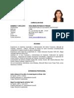 CV Rosa M Retamozo