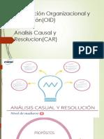 Innovación Organizacional y Aplicación(OID)