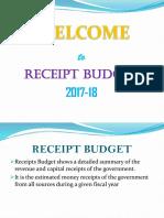 Receipt Budget, 2017-18.pptx