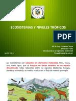 Ecosistemas y niveles tróficos