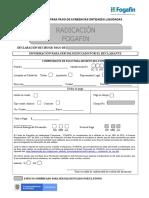 Formato Único de Pago de Acreencias de Entidades LiquidadasV7