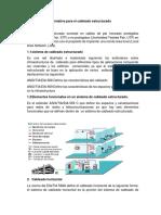Normativa Para El Cableado Estructurado - Copia