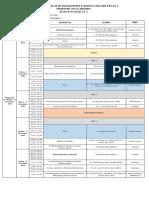 Jadwal Kuliah Sistem Kardiovaskuler 2016 2017