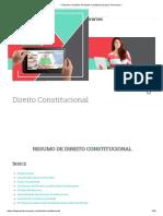 → Resumo Completo de Direito Constitucional para Concursos ←.pdf