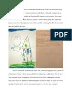 assessment reflection- eportfolio format