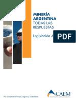 Minería Argentina Todas Las Respuestas Lesgislación Ambiental