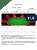 Por Que Sua Posição é Tão Importante No Poker_ _ Blog Betmotion!