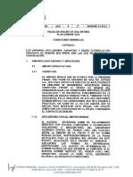 Condiciones Generales Poliza de Seguro de Vida Individual Entera Plan Siempre Vida Forma E-VI-043A