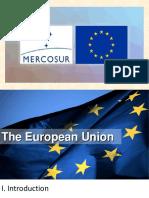 EU & Mercosur