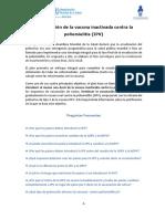 IPV IntroductionFAQ s