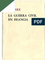 Marx. I y II borrador de La Guerra Civil en Francia.pdf