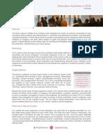 QAI Education Briefing 2018