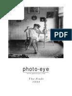 Photo-Eye 1998 Nudes Catalog