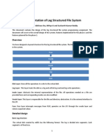 LFS Design Document