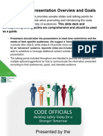 Promoting the Value of the Code Official ICC Campaign PPT