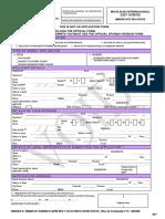 Modelo de Solicitud de Autorizacixn de Familiares MI-F Ingles