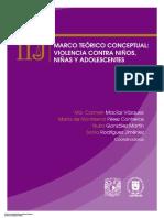 MARCO TEORICO CONCEPTUAL, VIOLENCIA CONTRA NIÑOS, NIÑAS Y ADOLESCENTES.pdf