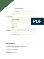 Exame Clínico e Diagnóstico
