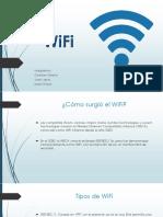 Presentación wifi