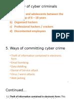 Cyber Crime - Fazle Rabbi