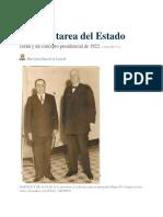 Educar, Tarea Del Estado - LA GACETA Tucumán