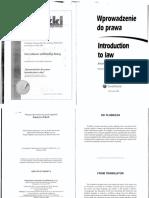 Jabłońska-Bonca - Wprowadzenie do prawa - Introduction to law.pdf
