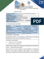 Guía de actividades y rúbrica de evaluación - Fase 3 - Cálculo del radioenlace..docx