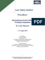 82 Software Safety Analysis Procedures