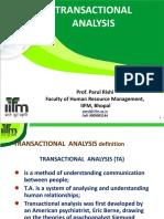 8.P-941 Ppt Transactional Analysis
