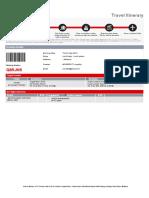 Contoh tiket Air Asia