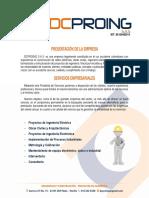 Portafolio DCPROING