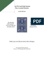 PM Card Mark System.pdf