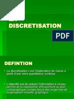 La Discretisation(0) 1