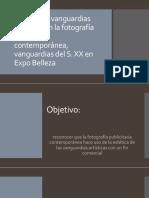 Ecos de Las Vanguardias Artísticas en La Fotografía