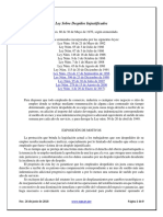 Ley 80-1976 Ley sobre despidos injustificados en Puerto Rico