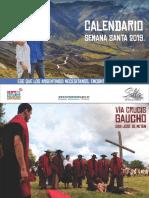 Semana Santa Salta 2019