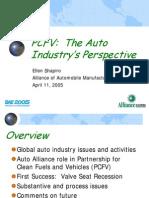 Autos SAE World Congress 041105