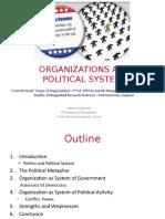 Organization as a Politics by Gareth Morgan