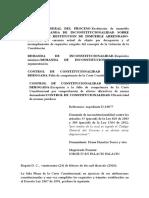 Sentencia Corte Constitucional C-088-16