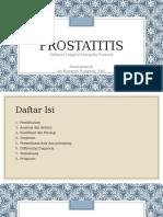 Prostatitis Ppt