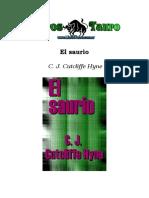 Cutcliffe Hyne, C.J. - El Saurio