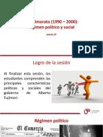PPT Sesion 07 ElFujimorato regimen politico y social.pptx