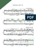 06 - Sinfonía nº 9 de Bach