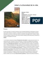 Biología. La Unidad y La Diversidad de La Vida - ITMEX 9789706867773[1]