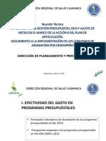 Nueva Delimitacion de Redes y Mic Rorredes de Salud 2013