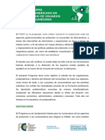 Programa Iberoamericano en Derecho Del Consumidor - 3ra Edición